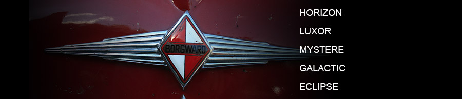 Borgward Car Covers